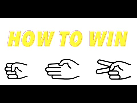 How To Win Rock Paper Scissors