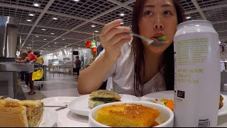 ikea food court salmon
