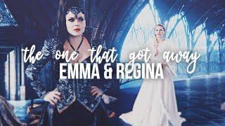 emma & regina ✗ the one that got away