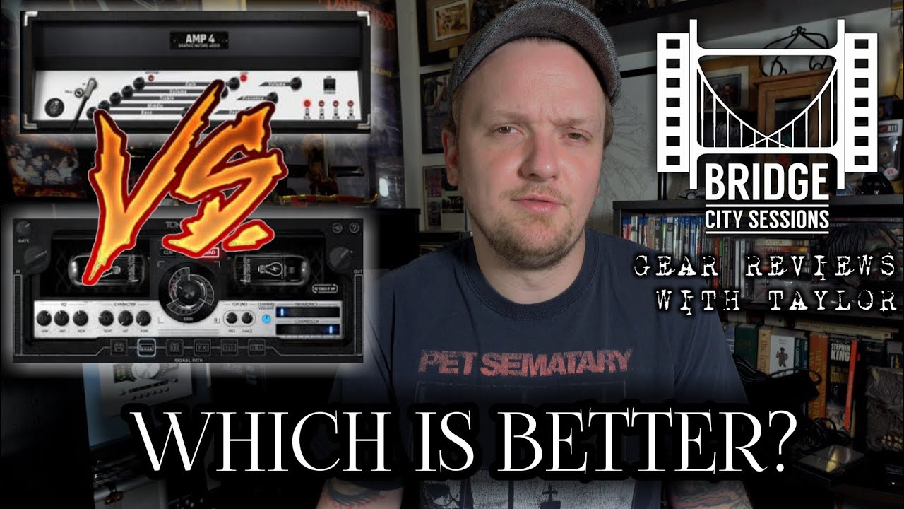 BCS GEAR REVIEWS with Taylor - STL Tonality WILL PUTNEY vs JST MISHA  MANSOOR - COMPARISON and demo