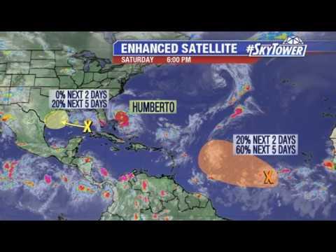 Tropical weather forecast #2: September 14, 2019