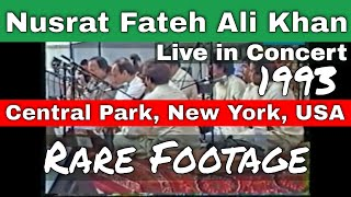 Nusrat Fateh Ali Khan in Central Park New York Full Concert - Webisode 10, March 12, 2012