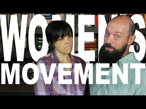The Women's Rights Movement (Second Wave)