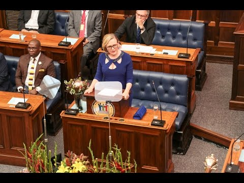Western Cape State of the Province Address 2017