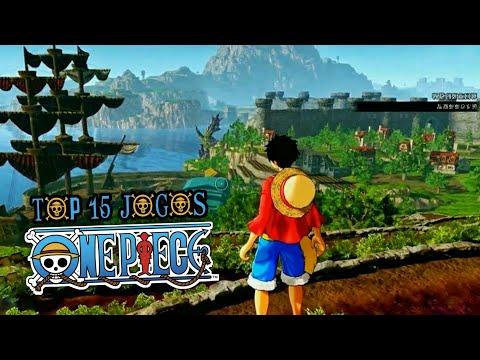 INSANO!! Top 15 Melhores Jogos Do One Piece Para Android + Bônus (sem/com Emulador)
