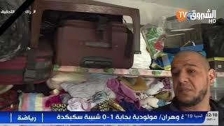 شقيقة شهيد الواجب براهمي محمد بالدموع:خويا قبل مايستشهد جابلي حجاب