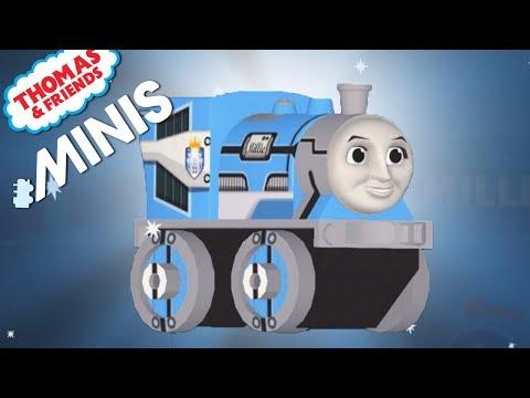 Thomas And Friends Minis - NEW Engine Robot Millie - Fun Three Tailgate Minis Thomas & Friends Game