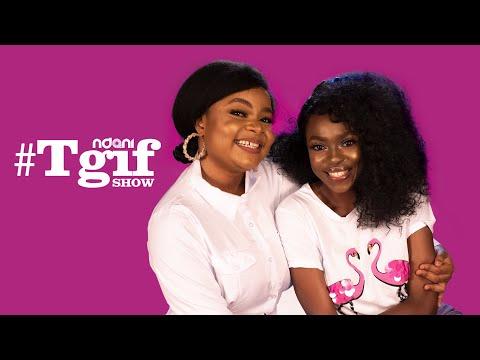 Bimbo Ademoye & Beverly Osu on the NdaniTGIFShow