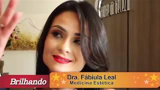 Dr. Rey entrevista a Dra. Fábiula Leal - Medicina Estética