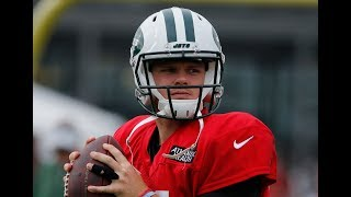 Jets' Sam Darnold Day 14 camp highlights