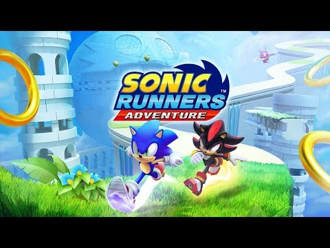 Sonic Runners Adventure.