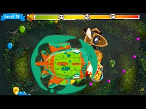 Bloons td battles ridiculous glitch sandbox mode and doovi