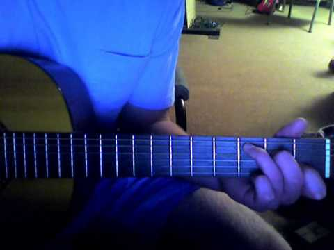 Theres a New Kid in Town Guitar Cover