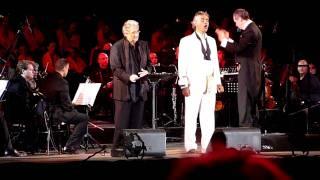Andrea Bocelli & Placido Domingo - Il Pescatore di Perle 2009