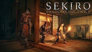 [18+] Шон играет в Sekiro: Shadows Die Twice (Xbox One X, 2019)