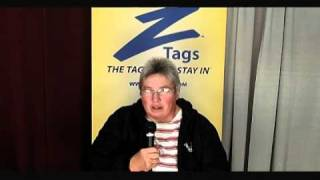 Emily's Z Tags Testimonial From 2010 World Dairy Expo