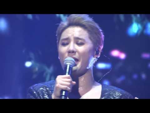 [English+ Romanization] XIA - (Jun-Su) -  Those Bygone Years 那些年 - 5th AsiaTour Concert Guangzhou