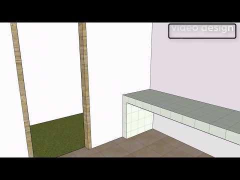 Desain Rumah 2 Lantai 6x15 M Dengan 3 Kamar Full Tampak Luar Dalam