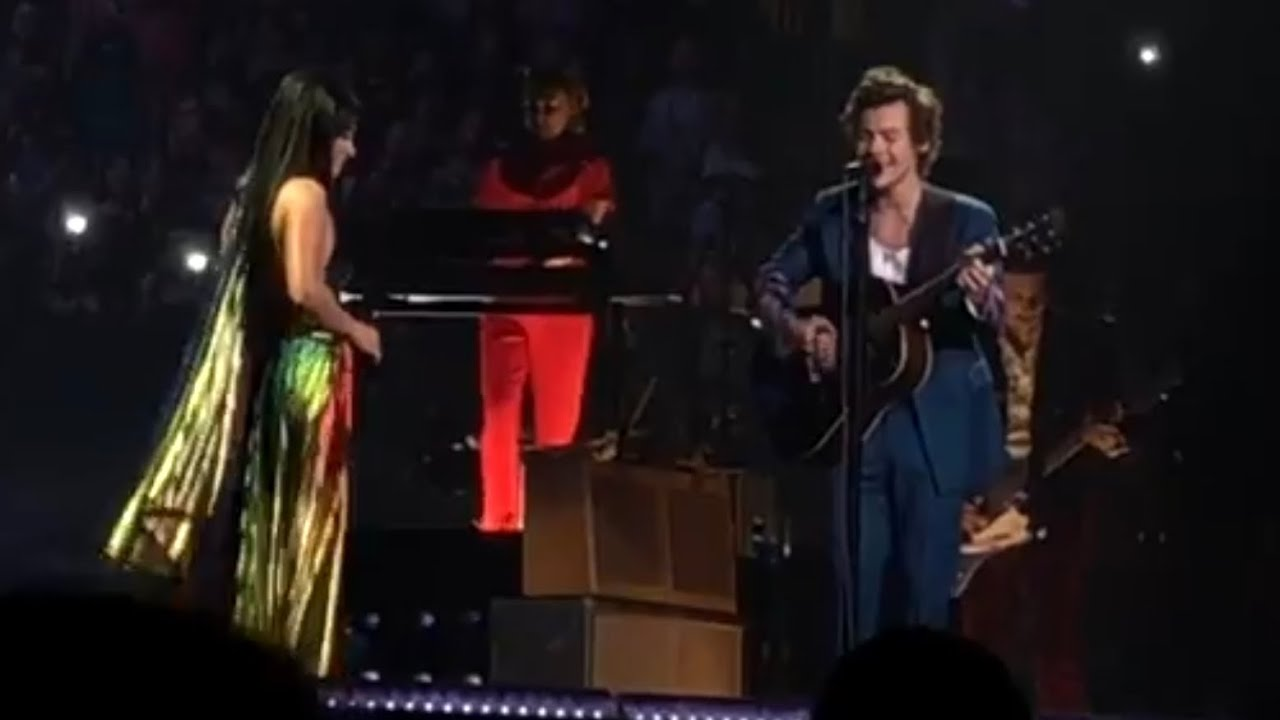 Harry styles kacey musgraves you re still the one - Harry styles madison square garden ...