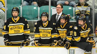 Coach Shawhan After Friday's Loss at Clarkson