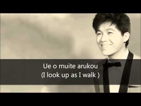 [Eng Sub] Ue Wo Muite Arukou (上を向いて歩こう)