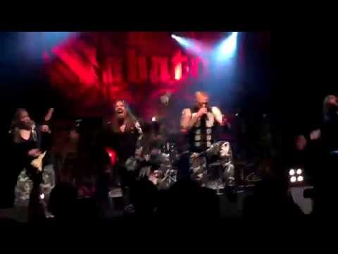 sabaton---40:1-sunshine-theater-albuquerque-nm-5/15-2014-live-video