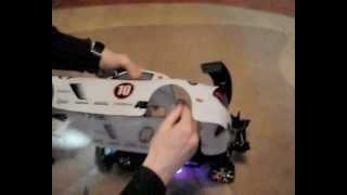 Обзор р/у модели автомобиля для дрифта Dodge Viper