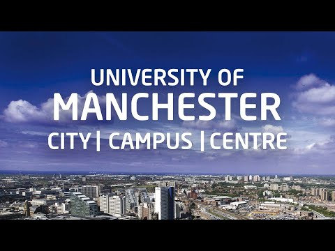 University Of Manchester: City, Campus, Centre