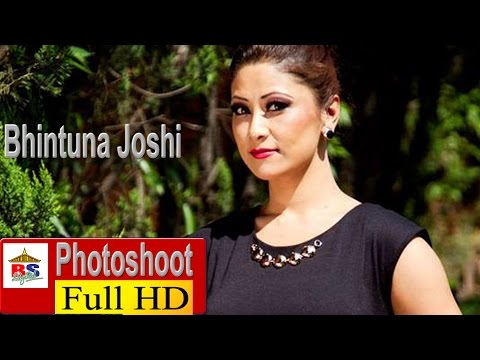 PHOTOSHOOT- Model Bhintuna Joshi