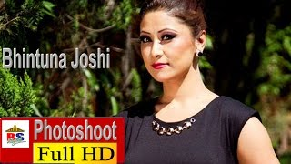GLAMOROUS PHOTOSHOOT OF ACTRESS BHINTUNA JOSHI  - NEPALI FASHION 2015