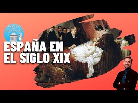 España en el siglo XIX: de Fernando VII al Sexenio Democrático