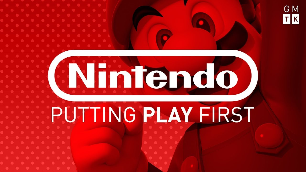 Download Nintendo - Putting Play First