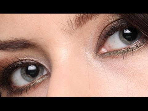 smoky eyes marron et beige youtube. Black Bedroom Furniture Sets. Home Design Ideas