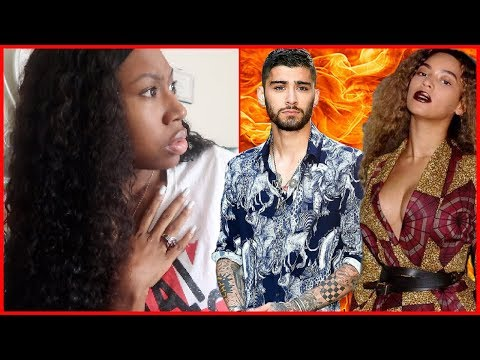 ZAYN-ME, MYSELF & I COVER (REACTION)