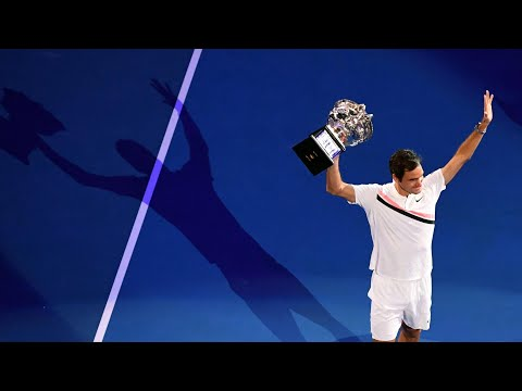 Australian Open men's final: Federer defeats Cilic to win 20th grand slam title