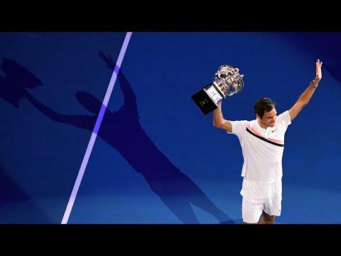 Australian Open men's final: Federer defeats Cilic to win 20th grand slam title