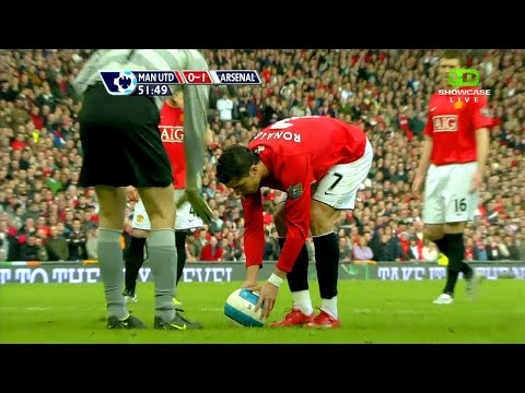 Cristiano Ronaldo 10 Unforgettable Moments for Manchester United