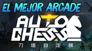 JUGANDO DOTA AUTO CHESS - EL MEJOR ARCADE !!! 😋 | Dota 2