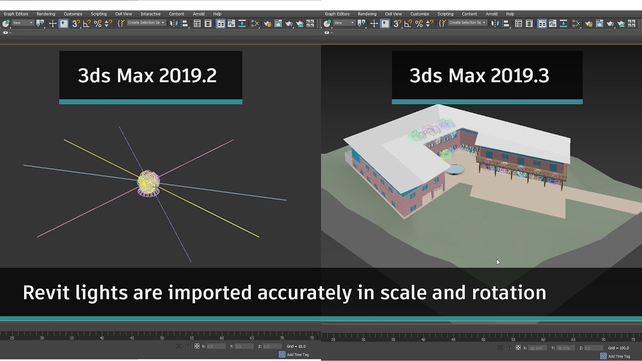 3ds Max 2019 3 Update | The 3ds Max Blog | AREA by Autodesk