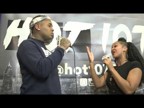 Kevin Gates Interview: Most Awkward (HIP HOP CROWN NATION TV Exclusive)