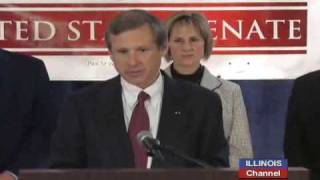 CAMPAIGN 2010: U.S. Rep. Mark Kirk (R), Candidate for U.S. Senate (Part 2 of 3)