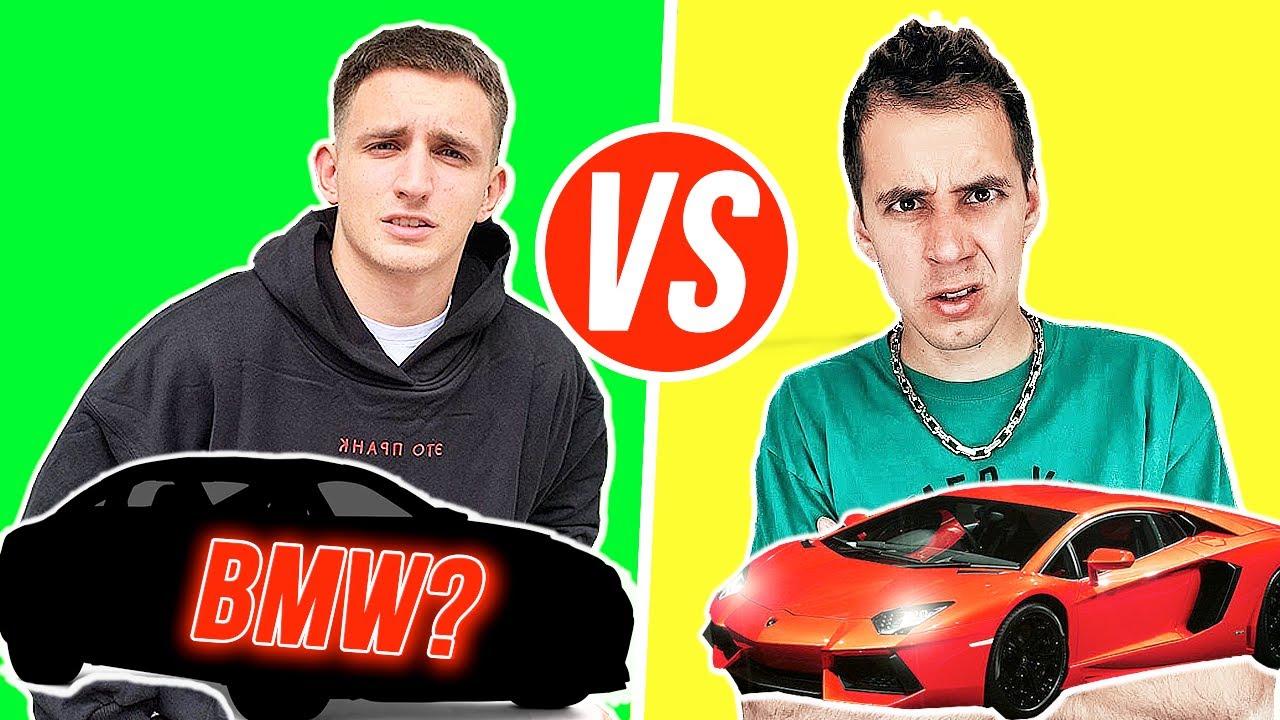 ЛИТВИН vs ГОРДЕЙ...У КОГО ГАРАЖ ДОРОЖЕ???