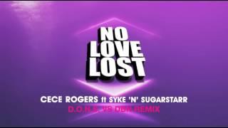 Cece Rogers - No Love Lost (D.O.N.S. Vs Dbn Remix) [Audio]