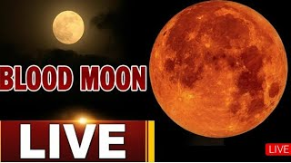 Blood Moon LIVE FROM INDIA