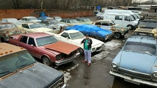 Люди в деле. American Retro Cars