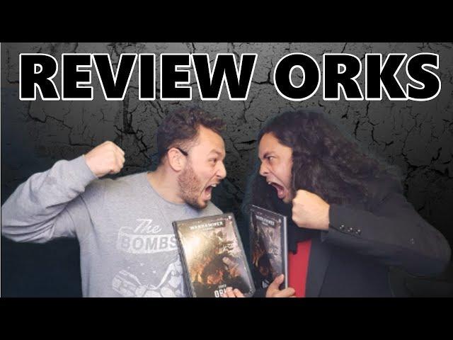 Commandeur TV - Review ORKS ! waaagh