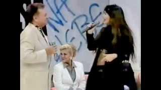 O Barquinho-Vagamente-Você (ao vivo) - Pery Ribeiro & Rosana Fiengo no Programa Hebe (1997)