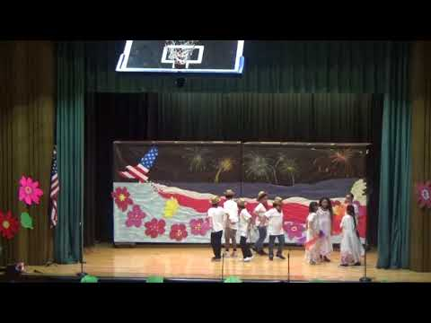 5th Grade Los Machetes Mexican Folk Dance