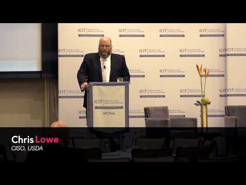 2017 ICIT Forum: Leveraging Open Source - Phishing Tests - C. Lowe (CISO, USDA)