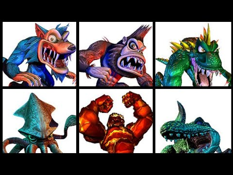 The Return Of Rampage Total Destruction 2 Monsters Gameplay 3